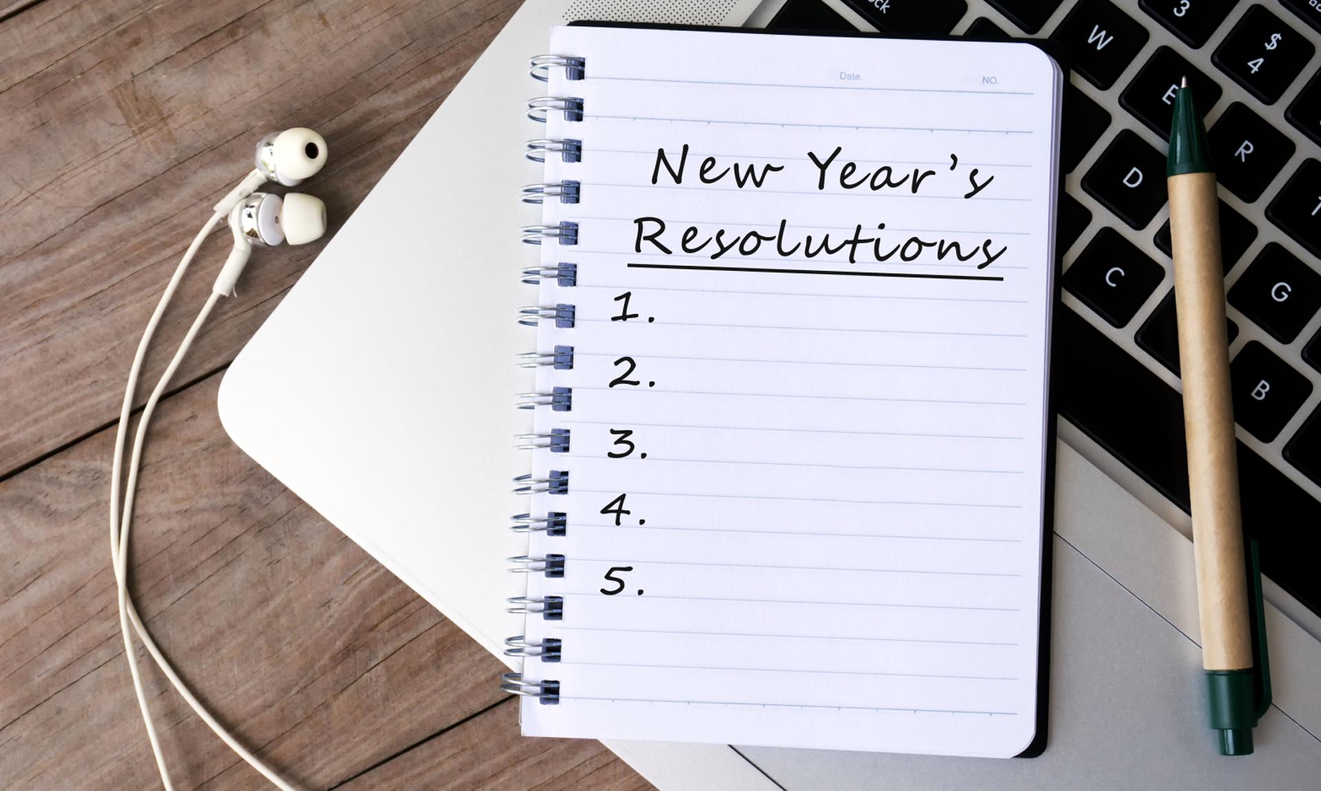 nuovi propositi/new resolutions