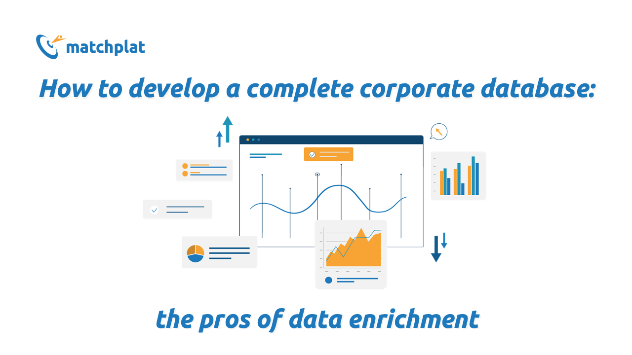 How to develop a complete corporate database: the pros of data enrichment