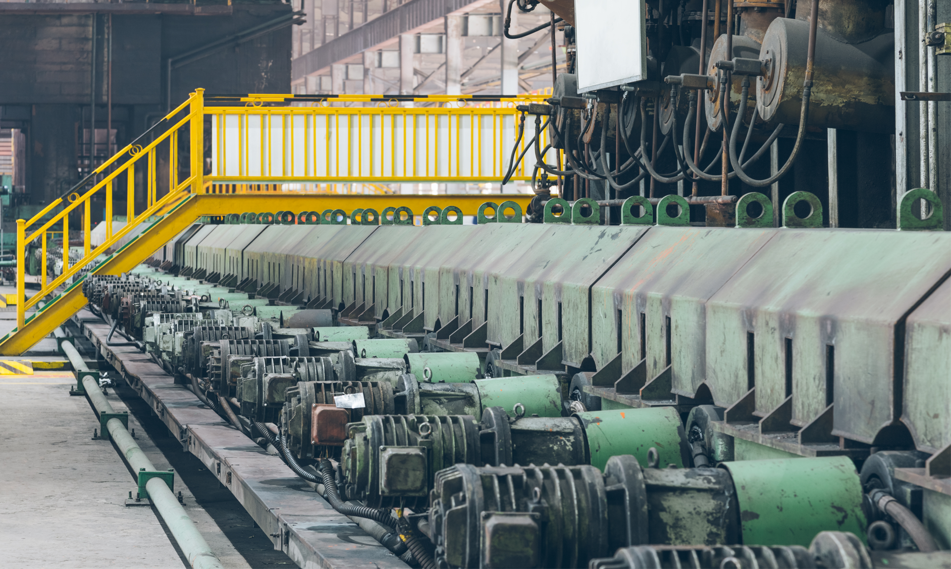 General purpose machinery in the UK: image of a production plant