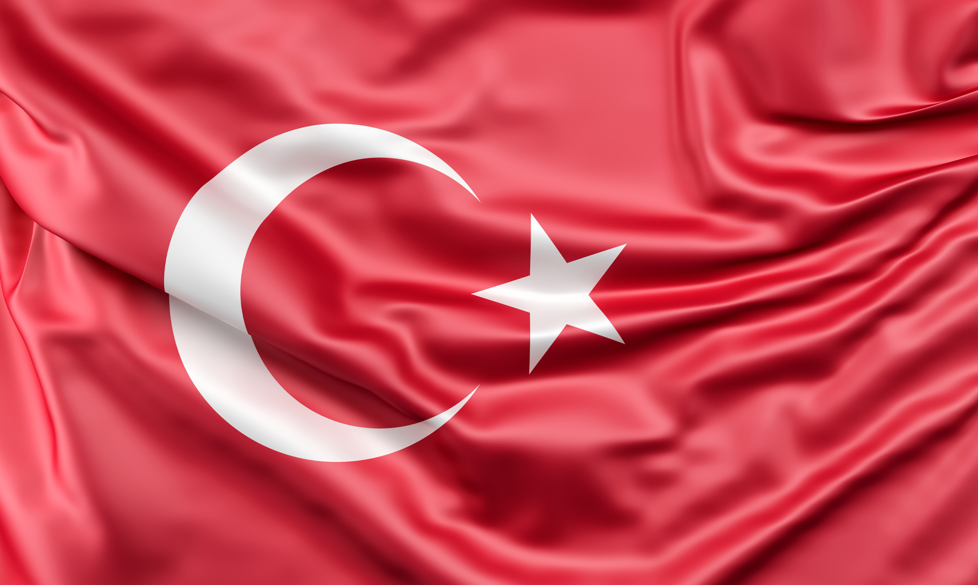 Le occasioni di business in Turchia: immagine con bandiera del Paese/Business opportunities in Turkey: image with the country flag